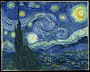 Starry NIght By VanGogh.