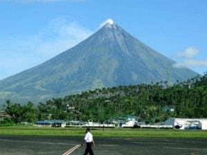 Mayon Vocano