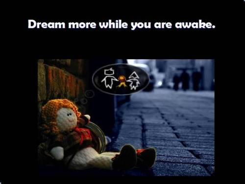 Dream like a Child